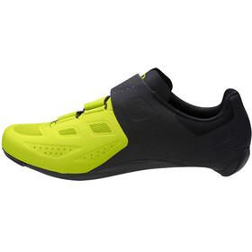 PEARL iZUMi Select Road V5 Shoes Men black/lime